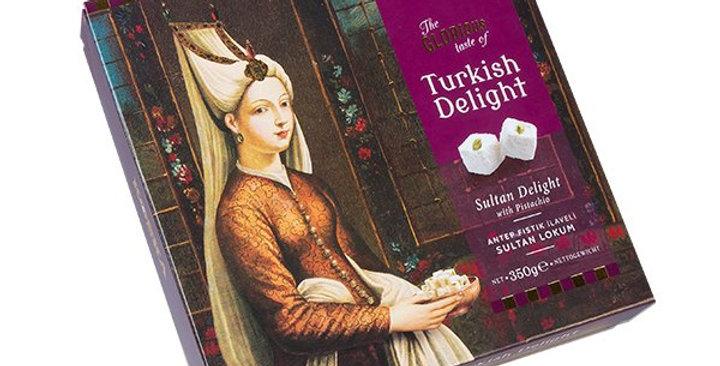 Koska Turkish Sultan Delight Pistachio 350 Gr