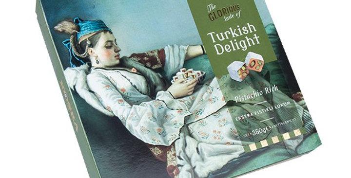 Koska Turkish Delight Pistachio Rich 350 Gr