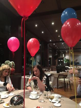 Combal.Zero - Helium Balloons