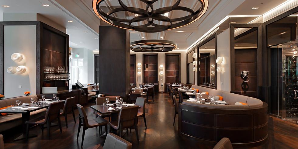 Dinner by Heston Blumenthal - 2 Michelin Stars