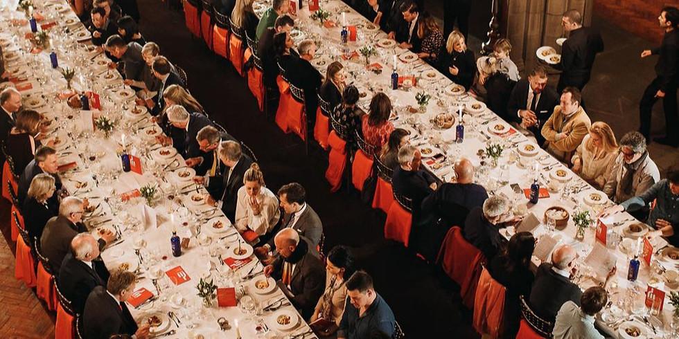 Meet the Chefs: London's Biggest Dinner Party - 1 dinner, 8 restaurants