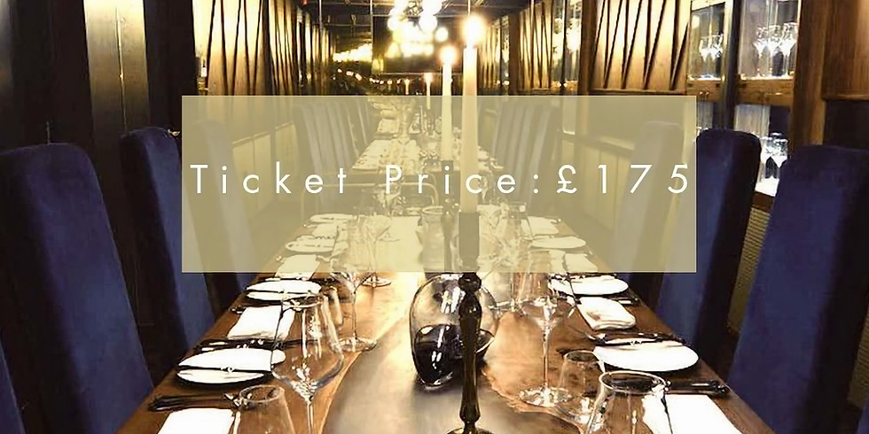 The Court Private Members' Club: Festive Menu in Private Dining Room