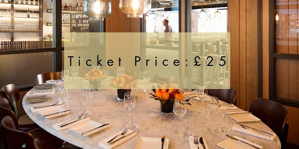 Heddon Street Kitchen: Private Dining Room