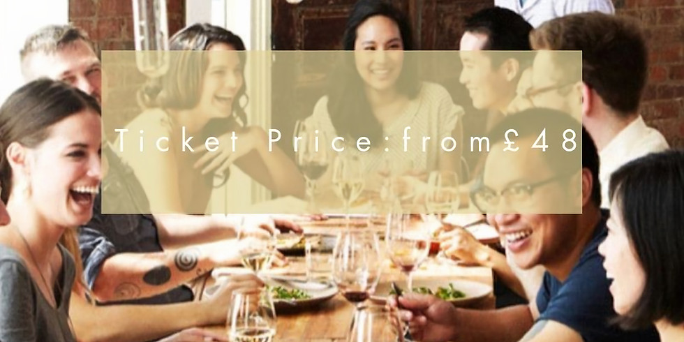 BOM Pure Asian Food: Cook, Wine and Dine with chef from Ottolenghi