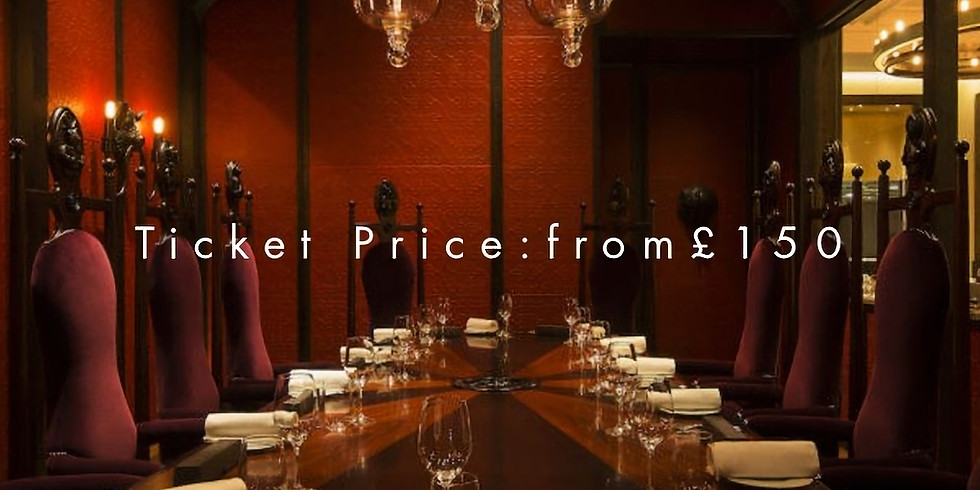 Dinner by Heston Blumenthal: Wine Dinner in Private Dining Room - 2 Michelin Stars