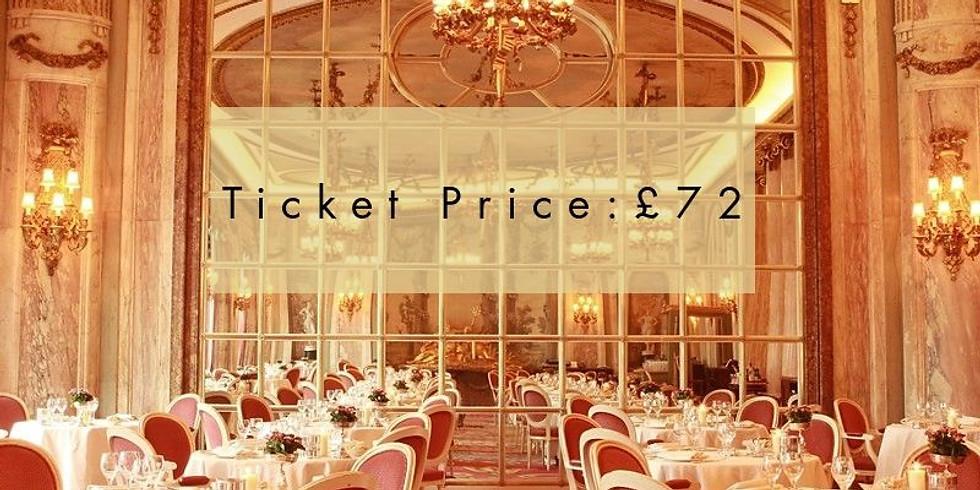 Dine with the Michelin Stars: The Ritz Restaurant - 1 Michelin Star