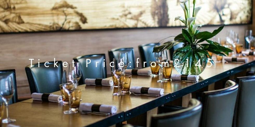 Les 110 de Taillevent London: Wine Dinner