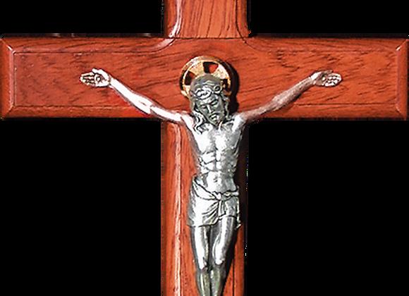 Beech Crucifix 22cm