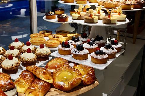 Cakes, Croissant, Danish, Cheesecake, Patisserie, Pastry
