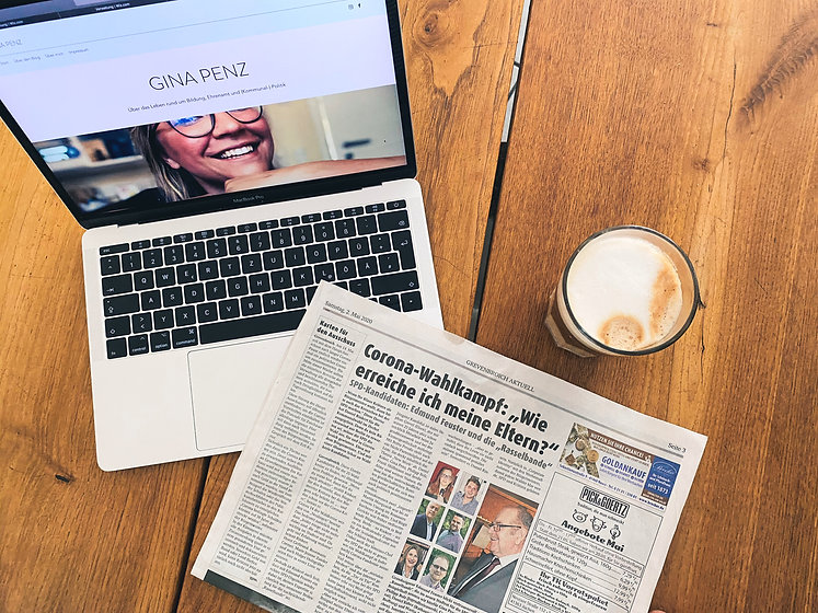 ZeitungundHomepage
