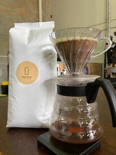 Hario Craft Coffee Maker Set - Black