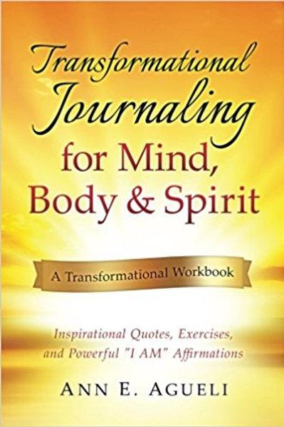 Award-Winner: Transformational Journaling Mind Body Spirit
