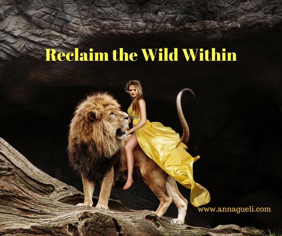 Reclaim the Wild Within