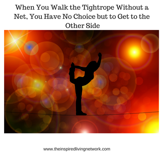 Walking the Tightrope June 26, 2017