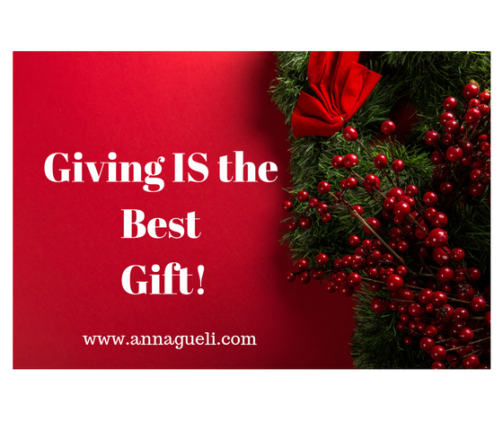 Time, Friendship, Love, Compassion; Some of the Greatest Gifts!