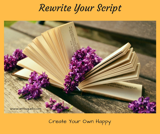 Today's the Day! Rewrite Your Script