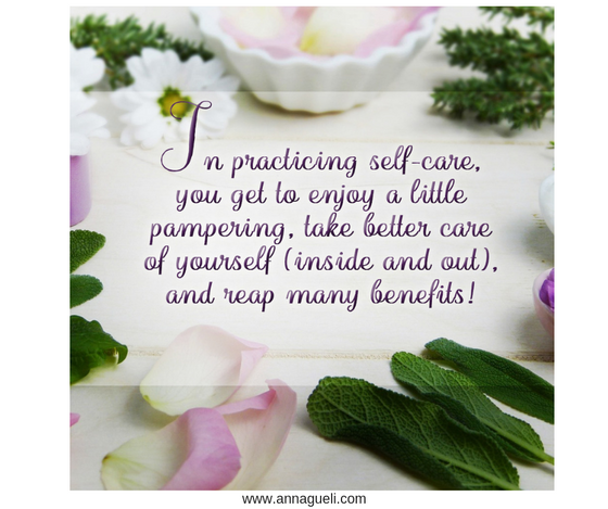 How Caregivers can Indulge in Self-Care