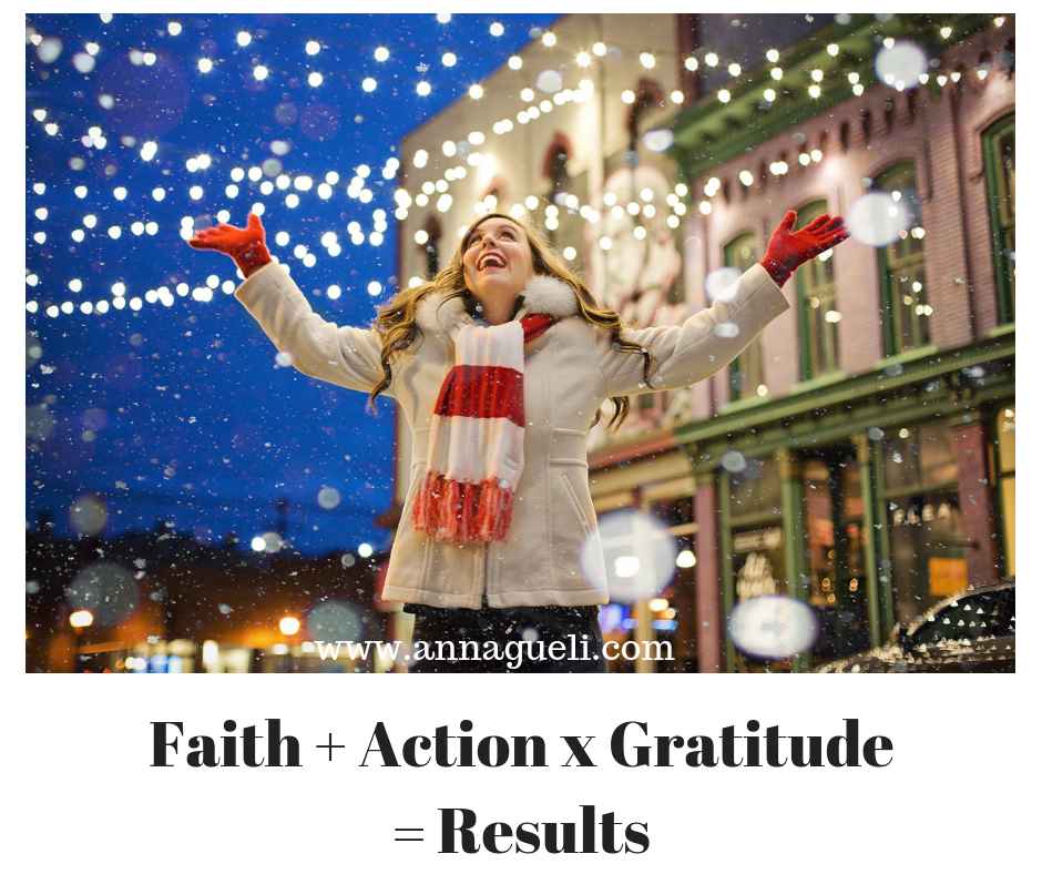 Faith Gratitude Blessings