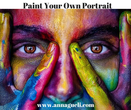 Paint Your Own Portait
