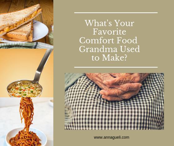 Comfort Food ala Grandma