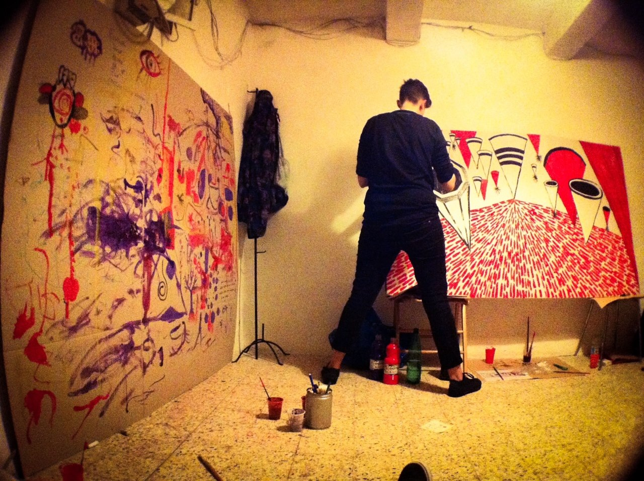 Live Painting 2014