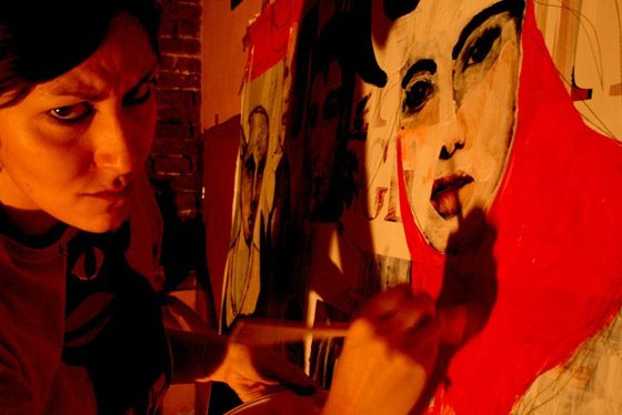 Live Painting 2008