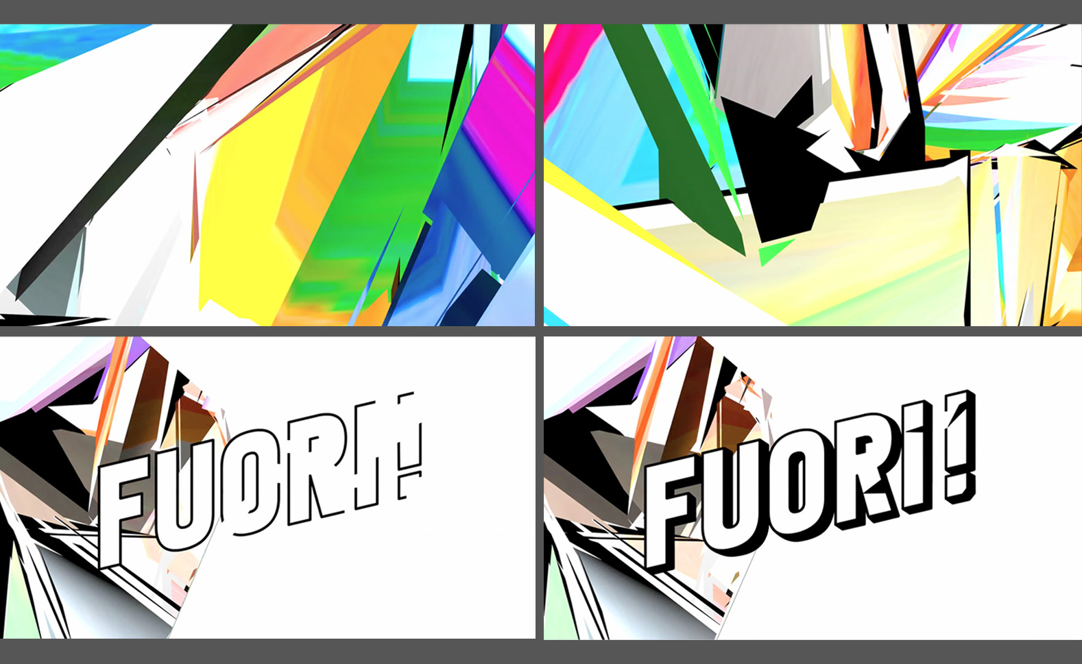 """FUORI!"" Documentary (Sigla Frames)"