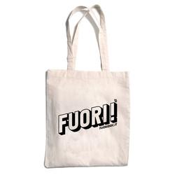 """FUORI!"" (Shopper, Merchandise)"