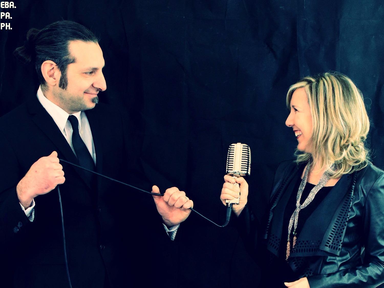 Luca e Sabina duo musicale Torino