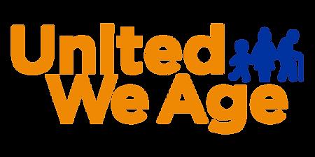 United We Age Logo Color FINAL Transpare
