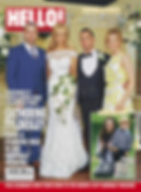 Catherine Tyldesley's Wedding