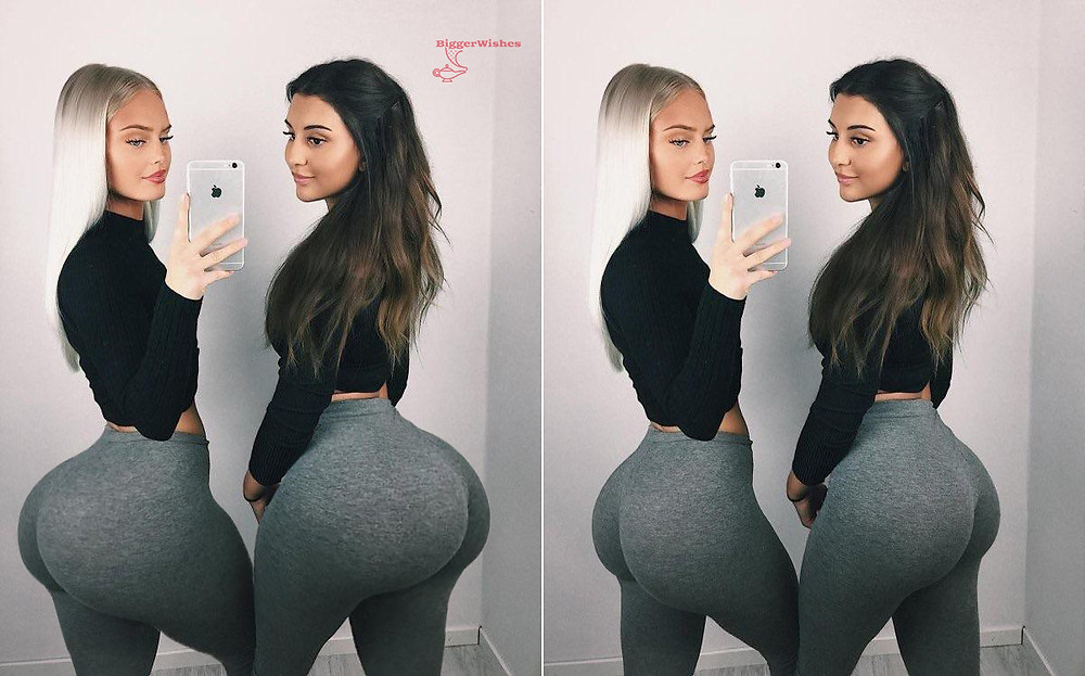 Butt expansion morph, ass expansion morph, bigger butt, bigger ass