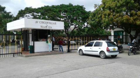 Asesinan a un hombre en puesto de comidas rapidas en el barrio El Parque de Soledad