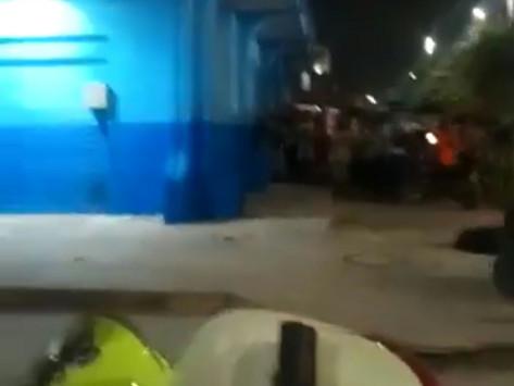En Vídeo || Encuentran cabeza humana en una bolsa en el barrio Simón Bolívar