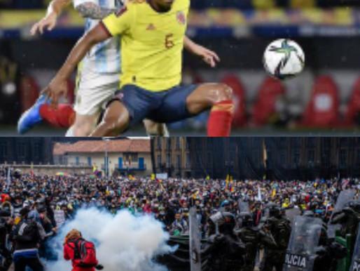 Colombia una total Decepción