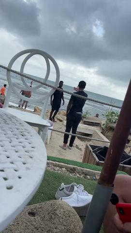 Vergonzoso vídeo en el que aparecen jugadores del Junior de Barranquilla.
