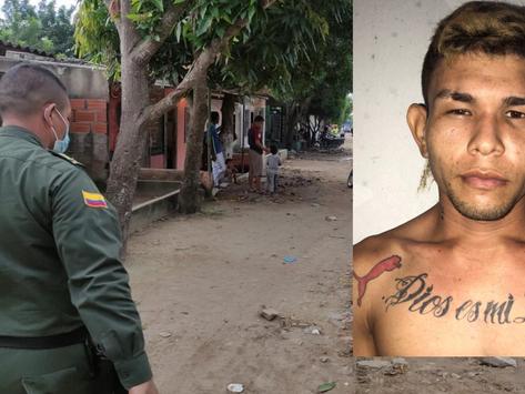 Nuevo asesinato en Soledad, el ataque sicarial se dió en el barrio Ciudad Paraíso