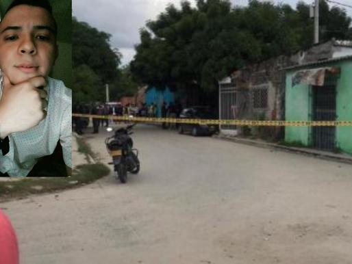 En Vídeo || En Soledad asesinan a un hombre para robarle la moto