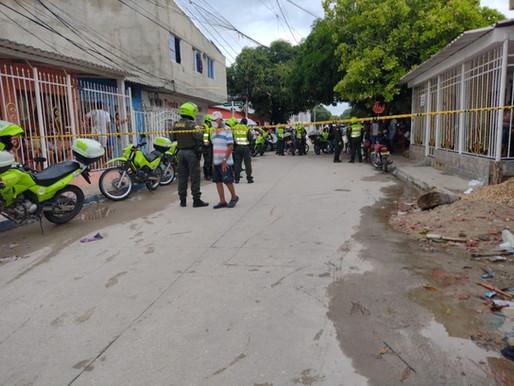 Nuevo atentado sicarial en Soledad deja un muerto