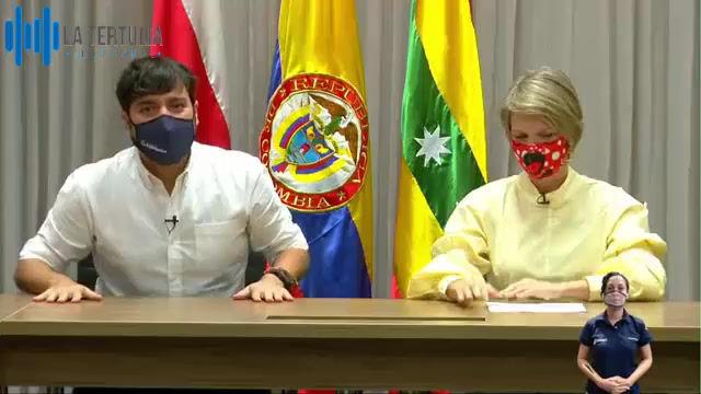 Alcalde Jaime Pumarejo confirmo que habrá Carnaval 2022