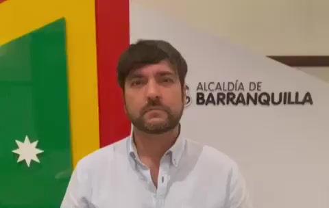 11 capturados por vandalismo en contra de la Sede de la Alcaldía de Barranquilla