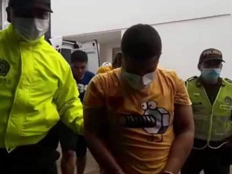 Capturan a delincuentes que se enfrentaron con arma de fuego a la policía en Soledad