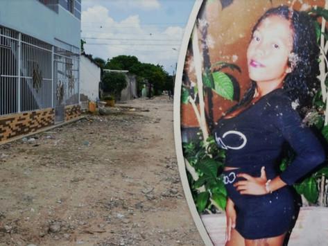 Mujer asesinada en el barrio La Central de Soledad deja una niña de 3 años