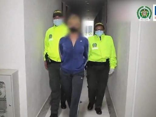 Condenan alias Barbie, cabecilla de red de trata de personas, explotaba mujeres colombianas en China