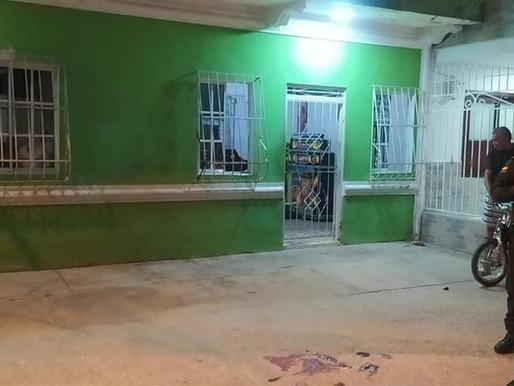 Asesinan a un hombre en el centro de Soledad, cerca a la casa del alcalde