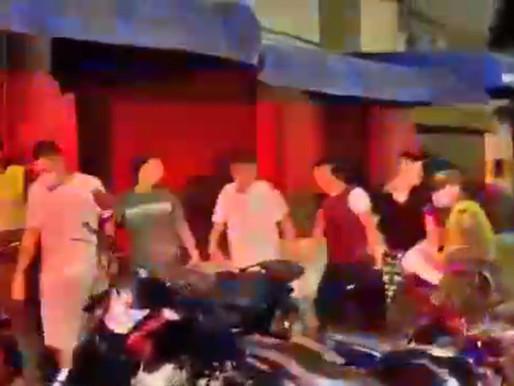 En Vídeo | Rituales Satánicos se descubrieron en allanamientos realizados por la policía en Soledad