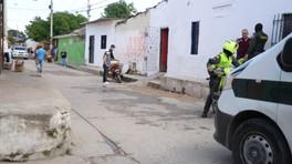 Asesinan a venezolano en el barrio Cruz de Mayo del municipio de Soledad