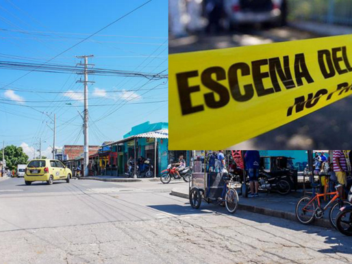 Asesinan a vendedor informal de chance en Barranquilla