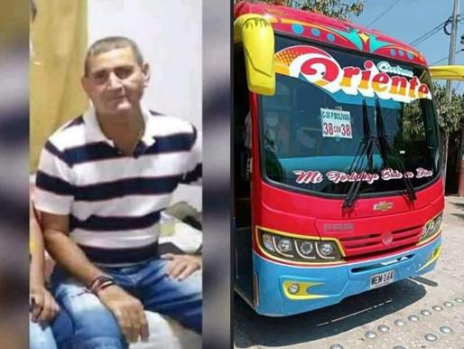 Fallece hombre herido en atraco a bus intermunicipal