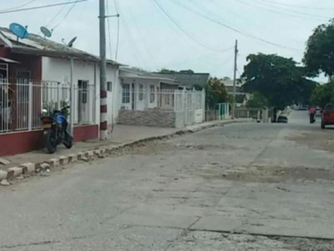 En Vídeo || Operativo delincuencial para robar a joven en Barranquilla